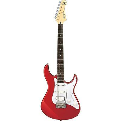AU760 • Buy Yamaha Pacifica PAC012 Red Metallic Finish Electric Guitar