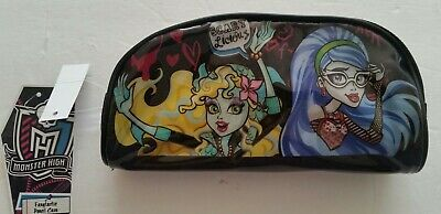 Monster High Fangtastic Pencil Case Two Sided • 4.46£