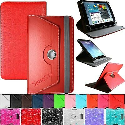 For Android Tablet PC 9  To 10.2  Premium Quality Flip Leather Tablet Case Cover • 5.99£