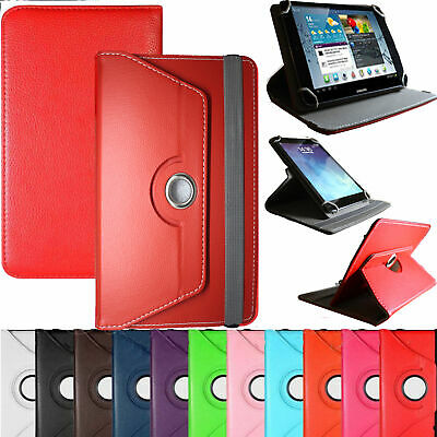 £5.49 • Buy New Rotatable Pu Leather Case Cover For Android Tablet PC 9.7  10  10.1