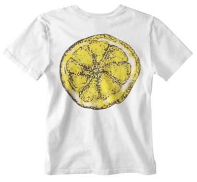 Lemon T-shirt I Wanna Be Adored Stone Roses Ian Brown 80s 90s Retro Tee Music • 5.95£