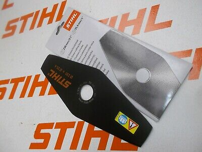 £11.98 • Buy Stihl 2 Tooth Steel Brushcutter Blade For Fs55 / 55r/ 55c/ 55rc / 55rc,strimmers