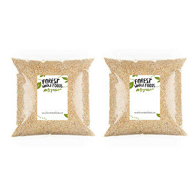 AU32.08 • Buy Organic White Quinoa 2kg - Forest Whole Foods
