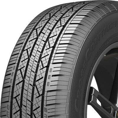 4 New 245/55R19  Continental Cross Contact LX25 245 55 19 Tires • 747.96$