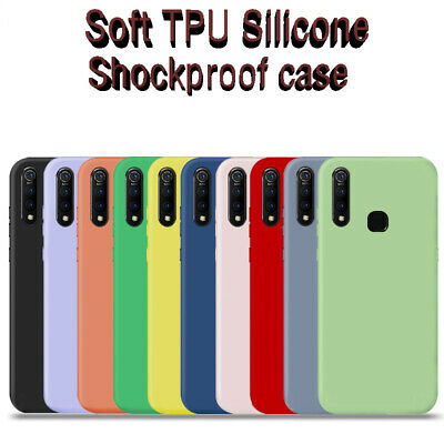 $2.68 • Buy For Xiaomi Redmi Note 8 7 6 5 Pro Slim Soft TPU Silicone Shockproof Case Cover