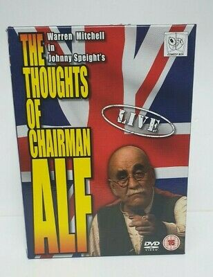 £10.50 • Buy Warren Mitchell - The Thoughts Of Chairman Alf (DVD, 2008)