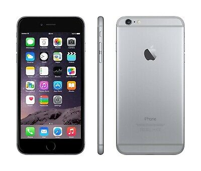AU399 • Buy Apple IPhone 6S Plus - Space Gray, 128GB - As New - 6 Mth Wty (Refurbished)