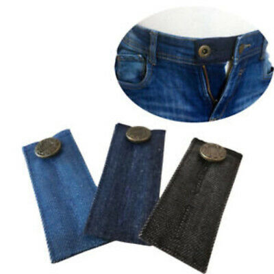 £2.65 • Buy Waist Band Extender Button Hooks Trousers Skirts Jeans Maternity