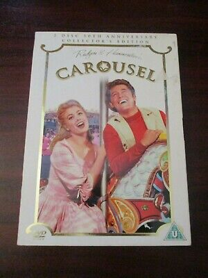 £4.99 • Buy Rodgers And Hammerstein Carousel Two  Disk Collectors Edition DVD