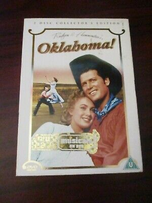 £4.99 • Buy Rodgers And Hammerstein Oklahoma  Two  Disk Collectors Edition DVD