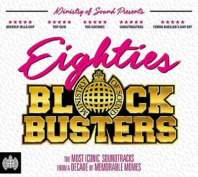 £4.99 • Buy 80s Blockbusters [Audio CD] Ministry Of Sound