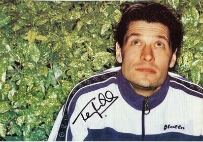 £4.99 • Buy Tony Cottee (Everton) Signed Picture