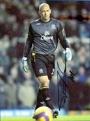 £9.99 • Buy Tim Howard (Everton) Signed Picture