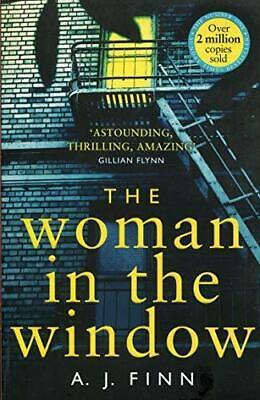 AU17.70 • Buy The Woman In The Window: The Top Ten Sunday Times Bestselling Debut Crime Thrill