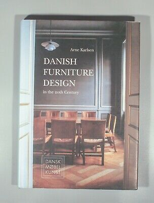 AU713.32 • Buy Karlsen, Arne  Danish Furniture Design 2 Vol. Set Juhl Wegner Klimt Jeppesen Etc