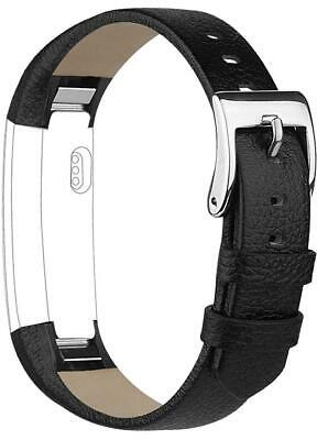 AU23.46 • Buy For Fitbit Alta HR Alta Replacement Leather Strap Band Pin Buckle Small Large