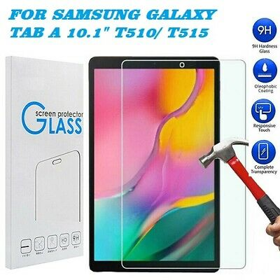 £3.99 • Buy Genuine Tempered Glass Screen Protector For SAMSUNG Galaxy Tab A SM-T515 - 10.1