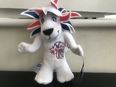 London Olympics Pride The Lion Team GB 2012 London Mascot • 2.50£