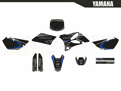 AU199 • Buy Yamaha YZ 85 2002 2004 2005 2007 2008 2009 2010 2013 2014 Motocross Graphics Kit