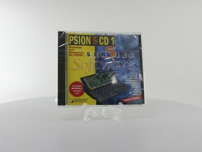 Psion 5 CD 1 Software Freeware & Shareware For Psion Series 5 - CD-ROM (P5CD-I) • 99.99£