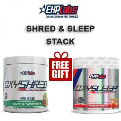 AU142.95 • Buy OxyShred & OxySleep Stack By EHP Labs