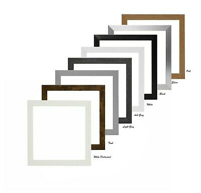 Square Deep 3D Deep Box Frame Range Picture Photo Frame Display, Various Sizes  • 7.67£