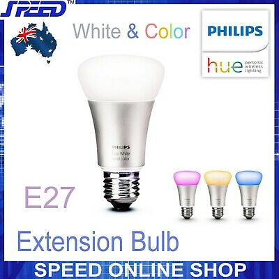 AU85 • Buy Philips Hue - White And Color Ambiance - Extension Bulb - Single Bulb - (E27)