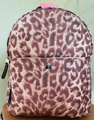 $ CDN224.03 • Buy Kate Spade Taylor Large Leopard Backpack:nwt Leopard Print (wow!)