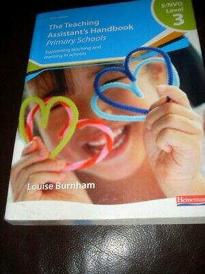 £7.99 • Buy The Teaching Assistant's Handbook Primary Schools Support Teaching & Learning