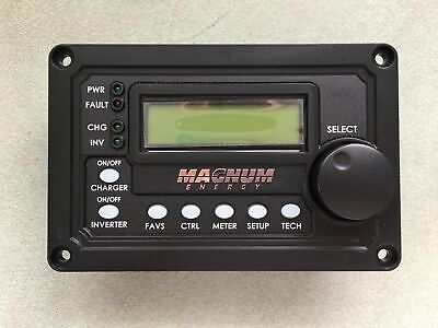 $259.50 • Buy Magnum ME-ARC50 Advanced Remote Control With Digital LCD Display And 50' Cable