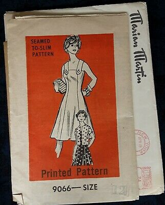 Vintage 1977 Womens Mail Order Pattern For Sundress And Jacket Sz 12 Uncut • 6.19£