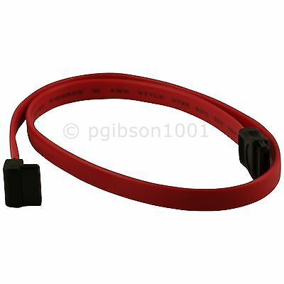 £2.99 • Buy 50cm SATA 2 Straight To Left Handed Connector Cable