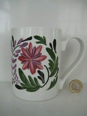 Portmeirion Pottery Welsh Dresser Angharad Menna Design Tea Coffee Mug  • 16.99£