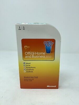 microsoft home and business 2010 product key
