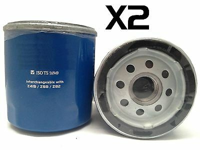 AU5.90 • Buy 2X Oil Filter Suits RYCO Z418 // (F418