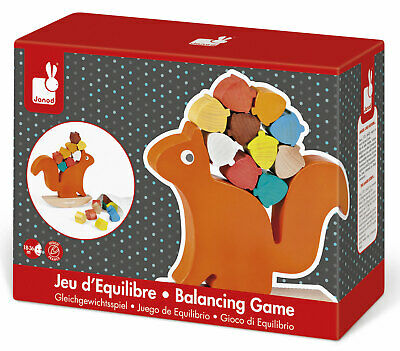 Janod Nutty The Squirrel Balance Game • 19.25£