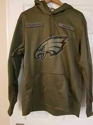 brand new 464fb 67123 philadelphia eagles hoodie nike
