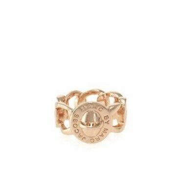 £17.70 • Buy Marc Jacobs Signature Gold Ring