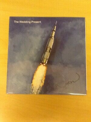 Signed-the Wedding Present-200 Only 7  Single-jump In, The Water's Fine-m/sealed • 17.99£