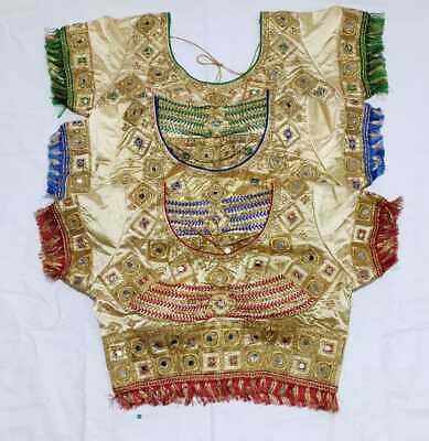 Ready Made Saree Blouse Indian Pakistani Wear Wedding Party Ceremony... • 12.60£
