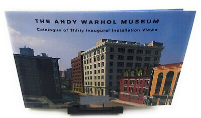 $16.99 • Buy The Andy Warhol Museum: Catalogue Of Thirty Inaugural Installation Views Book