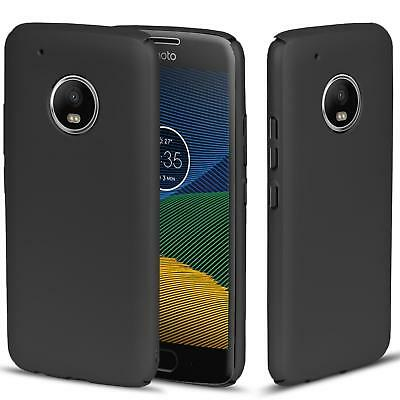AU10.08 • Buy Motorola Moto E4 Cover Case Phone Backcover Cover Black