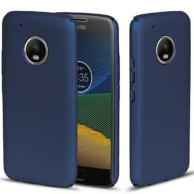 AU10.08 • Buy Motorola Moto E4 Plus Cover Case Phone Backcover Cover In Blue