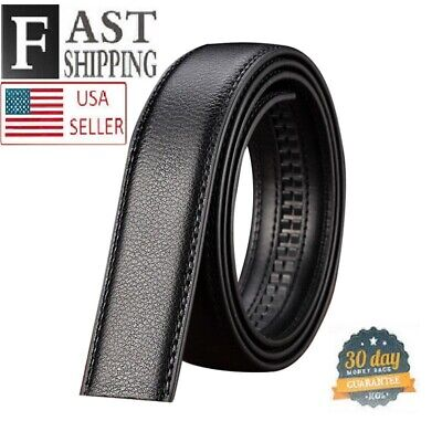$9.99 • Buy 3.5 Cm Belt Strap For Automatic Ratchet Buckles Belts (STRAP ONLY. NO BUCKLE)