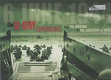 £3.92 • Buy The D-Day Experience: From The Invasion To The Liberation Of Paris