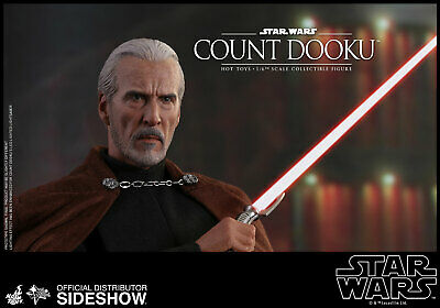 $ CDN357.03 • Buy HOT TOYS Count Dooku Star Wars Sixth Scale Figure NEW IN BOX