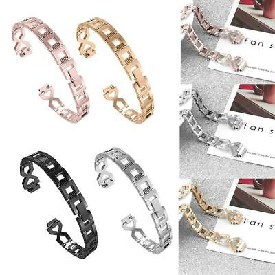 AU17.99 • Buy Stainless Steel Band For Fitbit Inspire /Inspire HR Strap Band Crystal Wristband