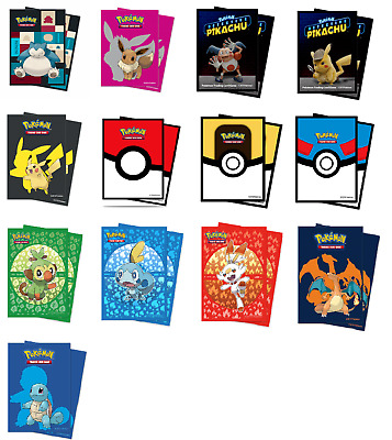 Ultra Pro - Pokemon - Deck Protector Sleeves (65) • 6.99£