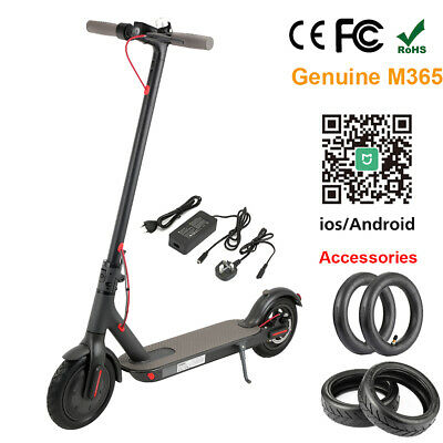 View Details Genuine Xiaomi MI M365 Folding Electric Scooter UK Plug 48H Delivery E-Scooter • 354.00£