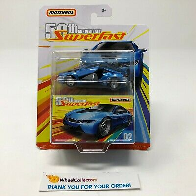 $7.59 • Buy '16 BMW I8 * 2019 Matchbox Superfast 50th * HA51
